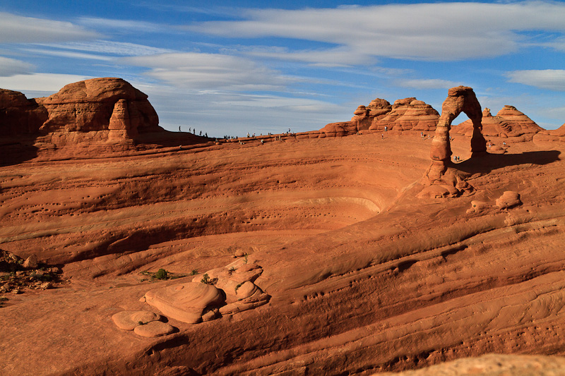 Delicate Arch im Arches NP