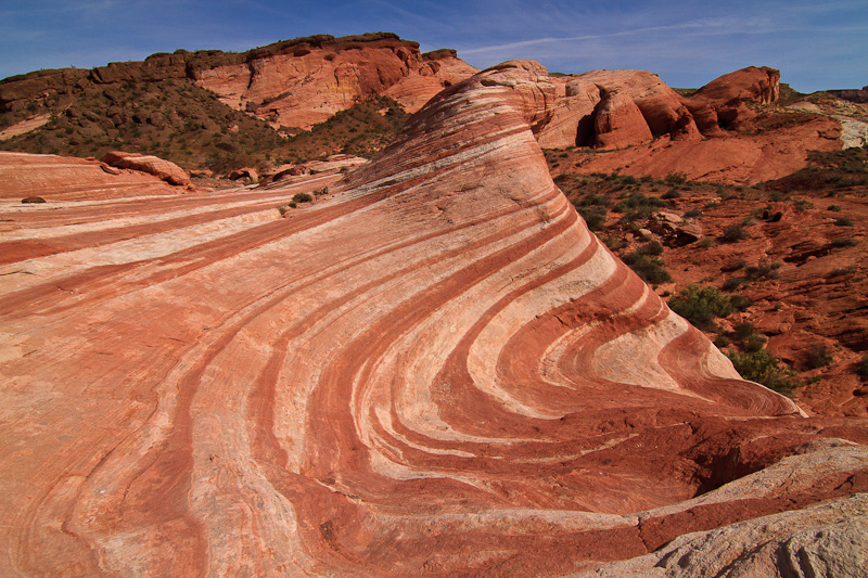 Fire Wave im Valley of Fire NP